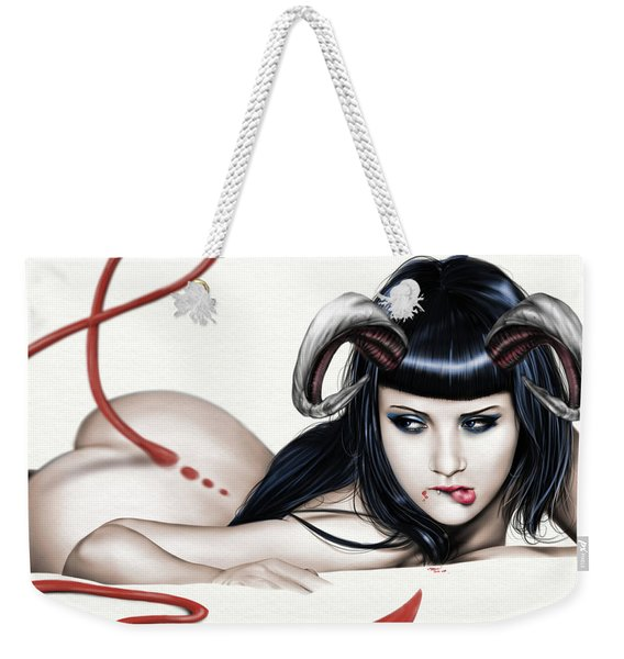Lure Of La'mia Weekender Tote Bag