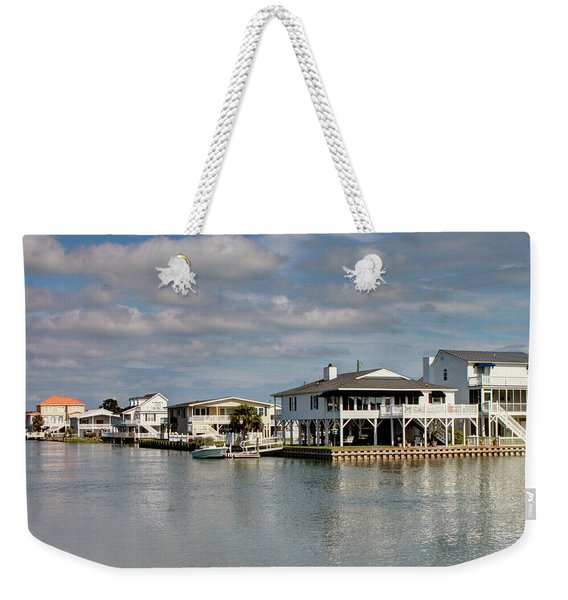 Luxury Living Weekender Tote Bag