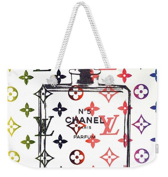 Lv Sunrise Weekender Tote Bag