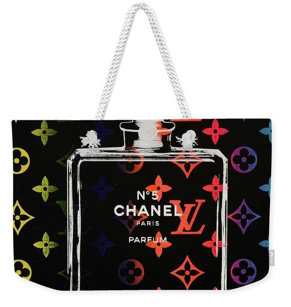 Lv Sunset Weekender Tote Bag