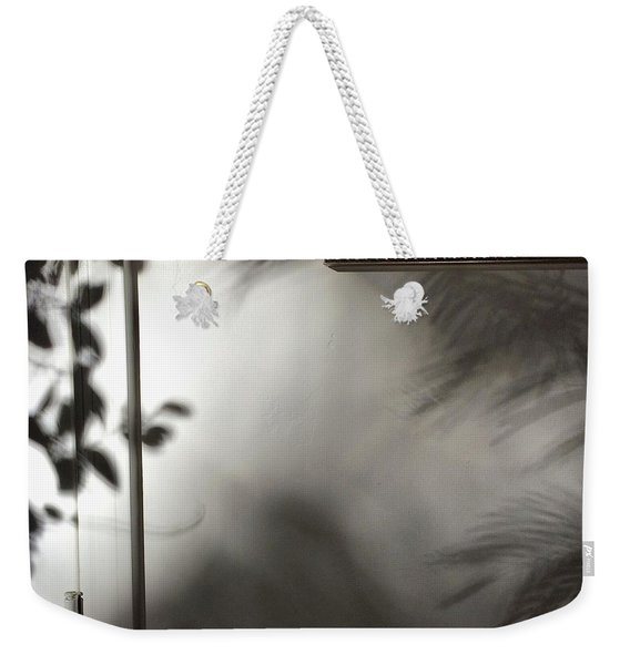 Lysiloma Shadows Weekender Tote Bag