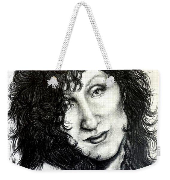 Lyza Weekender Tote Bag