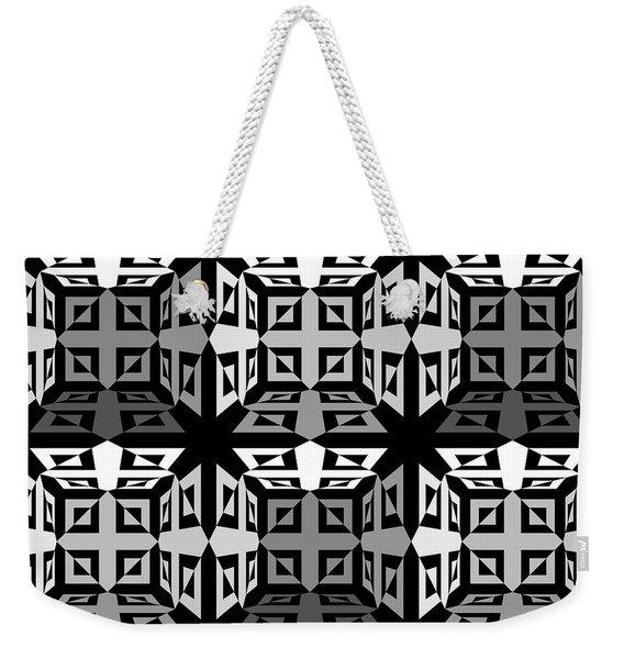M G 3d2 Weekender Tote Bag