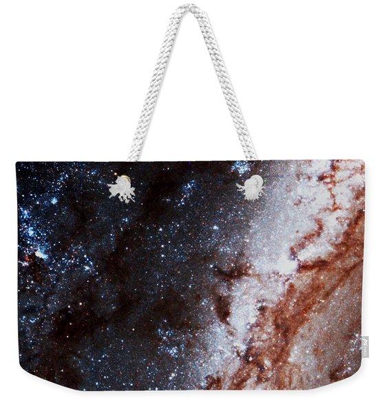 M51 Hubble Legacy Archive Weekender Tote Bag