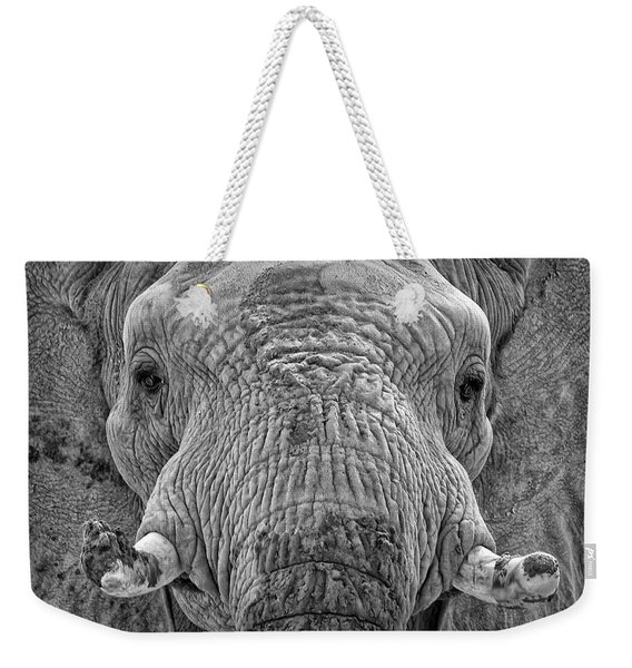 Mabu Up Close N Personal Weekender Tote Bag