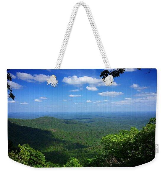 Mackaye Overlook Weekender Tote Bag