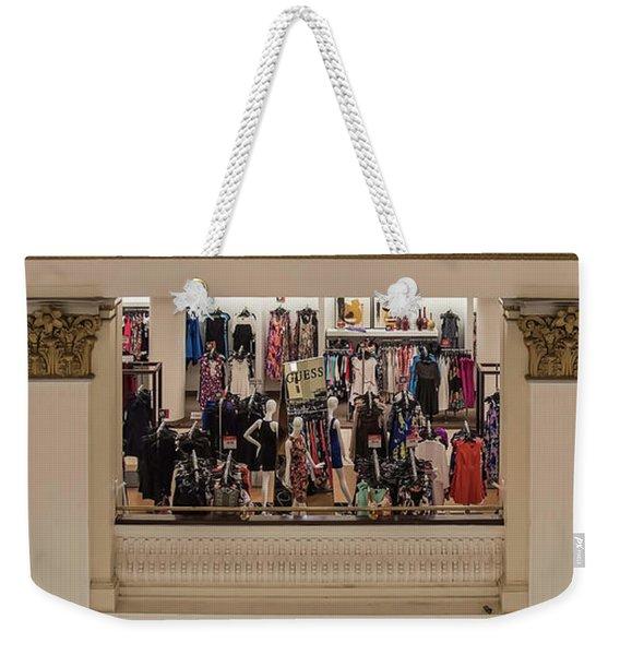 Macy's Department Store Weekender Tote Bag