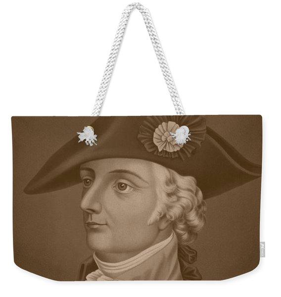 Mad Anthony Wayne Weekender Tote Bag