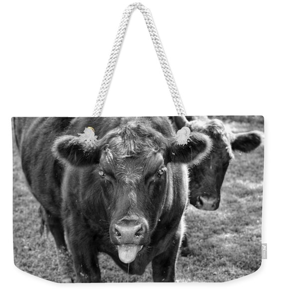 Mad Cow  Weekender Tote Bag