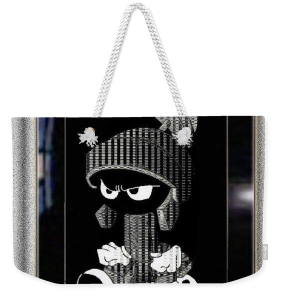 Mad Marvin Weekender Tote Bag