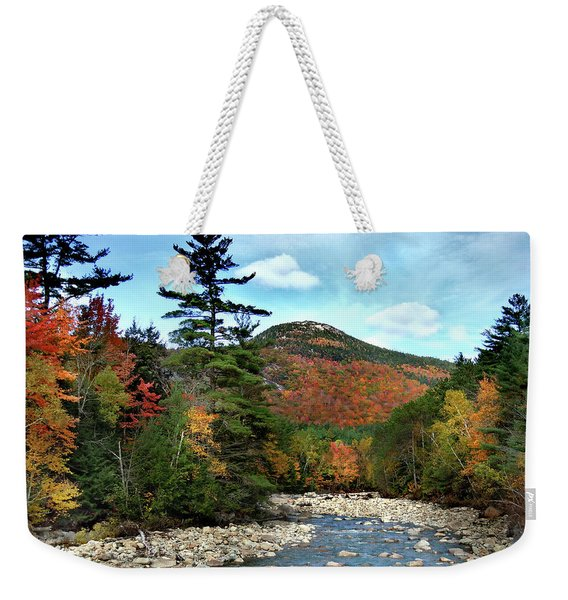 Mad River By Welch And Dickey  Weekender Tote Bag