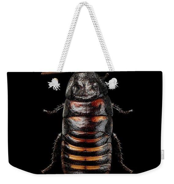 Madagascar Hissing Cockroach Weekender Tote Bag