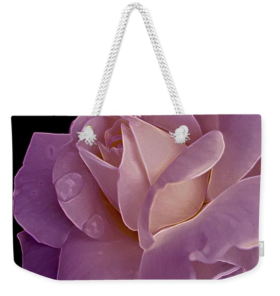 Magenta Queen 8  Weekender Tote Bag
