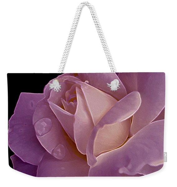 Magenta Queen 8  Weekender Tote Bag