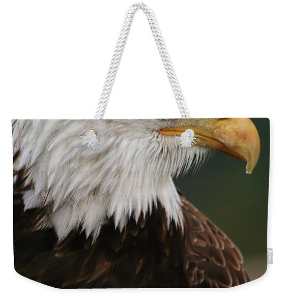 Magestic Eagle Weekender Tote Bag