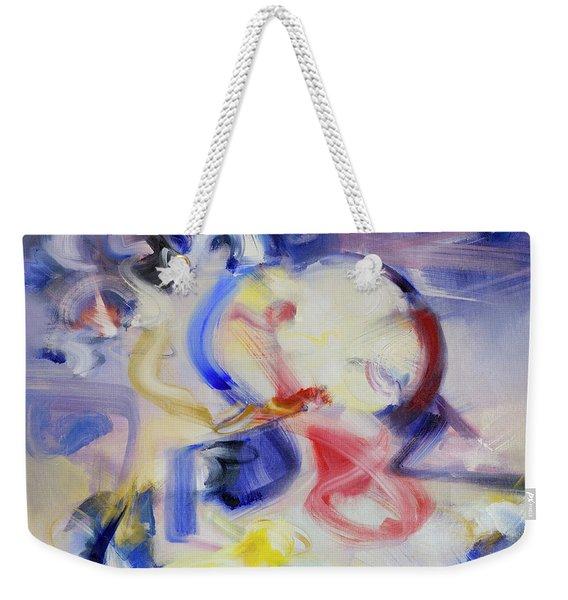 Magic And Romance Weekender Tote Bag