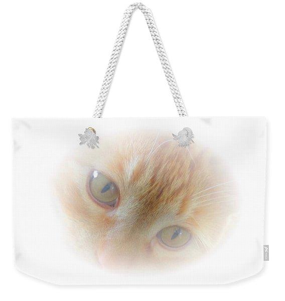 Magic Eyes Weekender Tote Bag