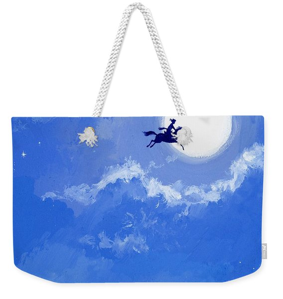 Magic Horse Weekender Tote Bag
