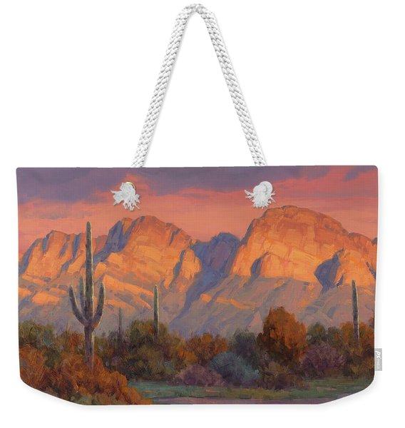 Magic Hour Weekender Tote Bag
