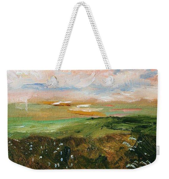 Magic Marsh Weekender Tote Bag