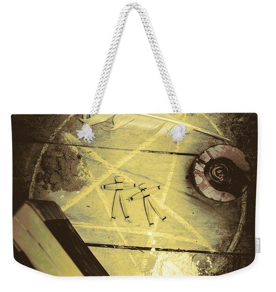 Magic Spells Weekender Tote Bag