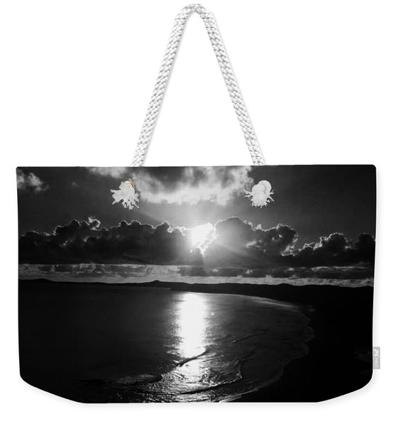 Magic Sunrise Weekender Tote Bag