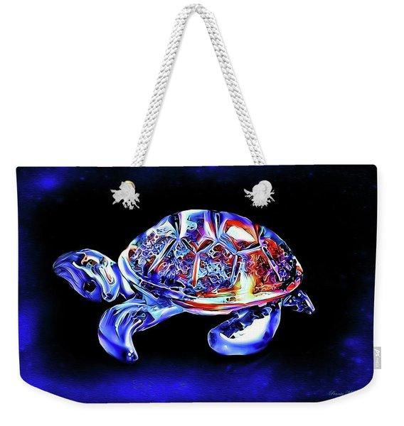 Magic Turtle Weekender Tote Bag