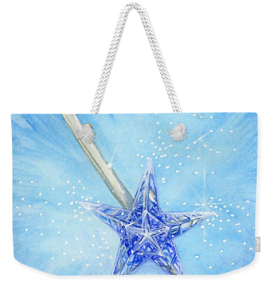 Magic Wand Weekender Tote Bag