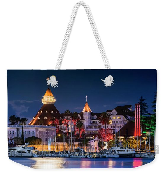 Magical Del Weekender Tote Bag