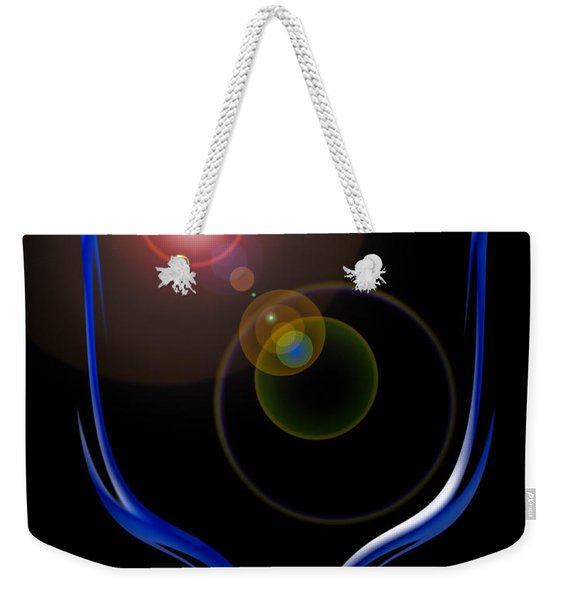 Magical Light And Energy 2 Weekender Tote Bag