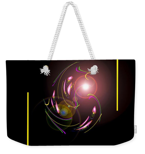 Magical Light And Energy Weekender Tote Bag