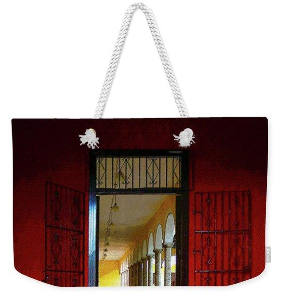 Magical Merida Door Weekender Tote Bag