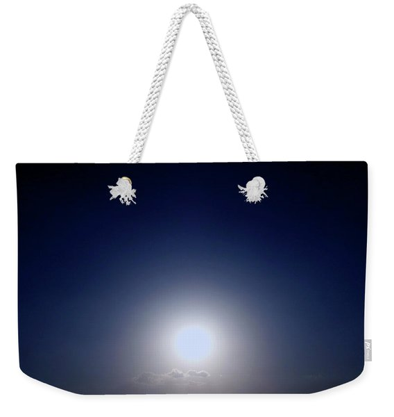 Magical Sunset In Africa Weekender Tote Bag