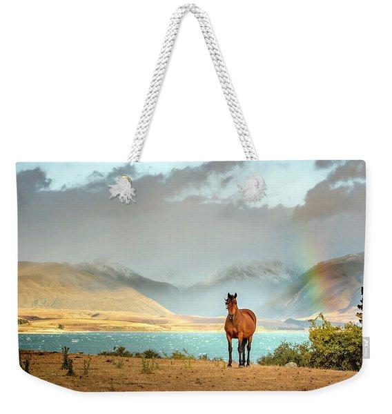 Magical Tekapo Weekender Tote Bag