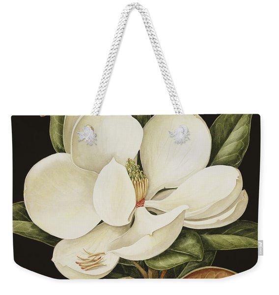 Magnolia Grandiflora Weekender Tote Bag