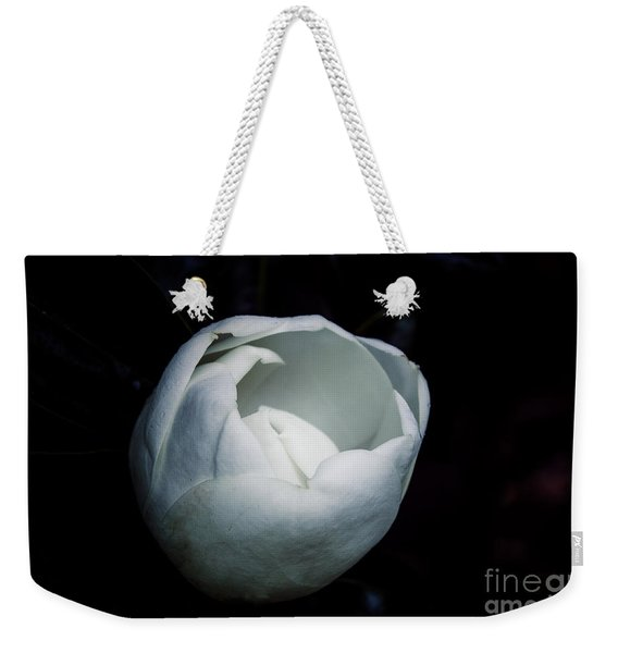 Magnolia In The Spotlight Weekender Tote Bag