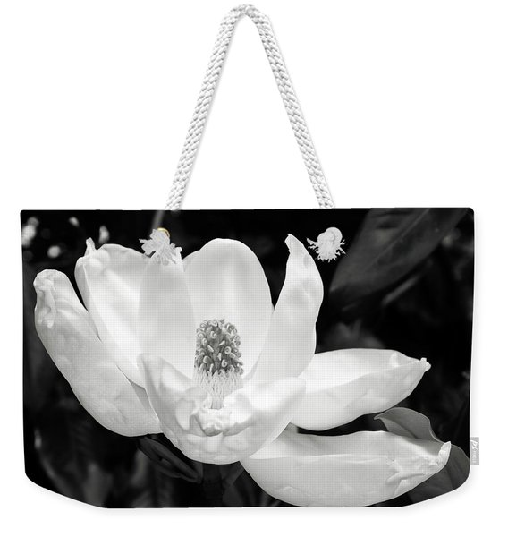 Magnolia Memories 3- By Linda Woods Weekender Tote Bag