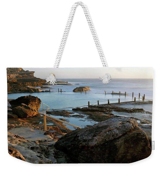 Mahon Pool Weekender Tote Bag