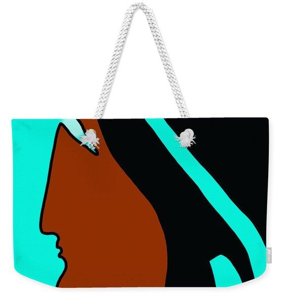 Maiden 2 Weekender Tote Bag