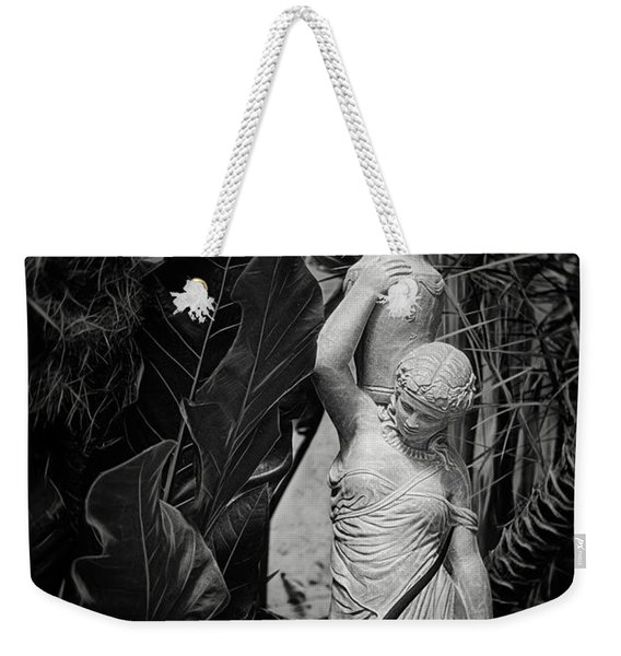 Maiden Water Bearer Weekender Tote Bag