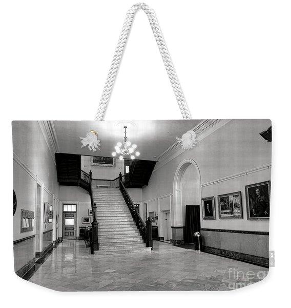 Maine Capitol West Wing Weekender Tote Bag
