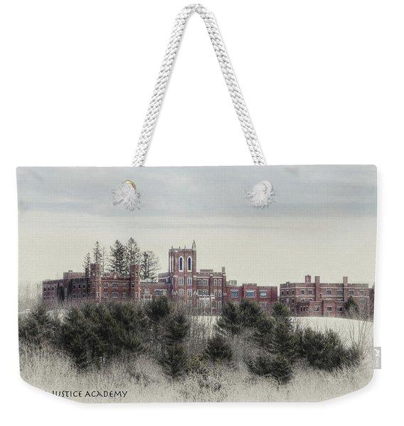 Maine Criminal Justice Academy Weekender Tote Bag