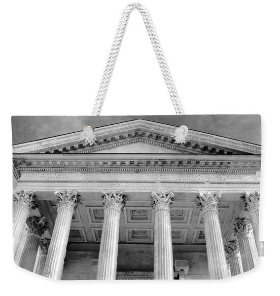 Maison Caree Weekender Tote Bag