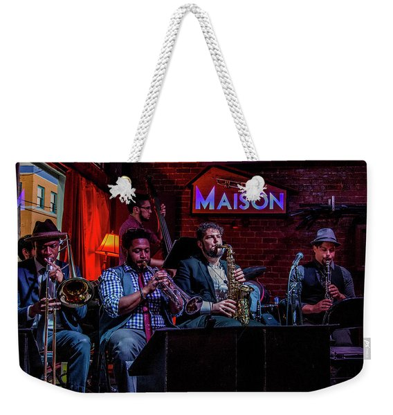 Maison Weekender Tote Bag