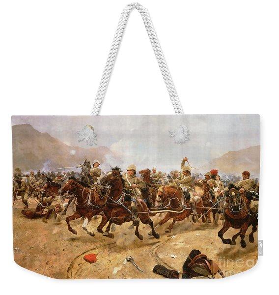 Maiwand Weekender Tote Bag