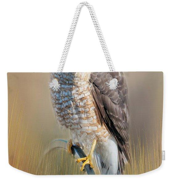 Majestic Weekender Tote Bag