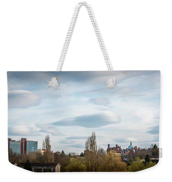 Majestic Cloud 1 Weekender Tote Bag
