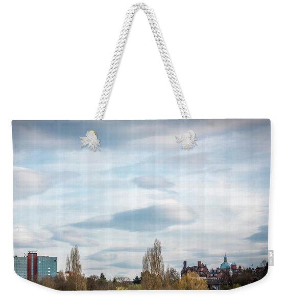 Majestic Cloud 2 Weekender Tote Bag