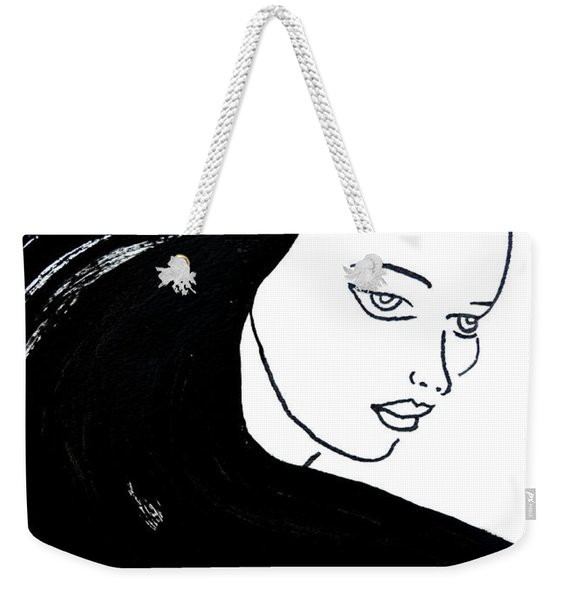 Majestic Lady J0715a Weekender Tote Bag
