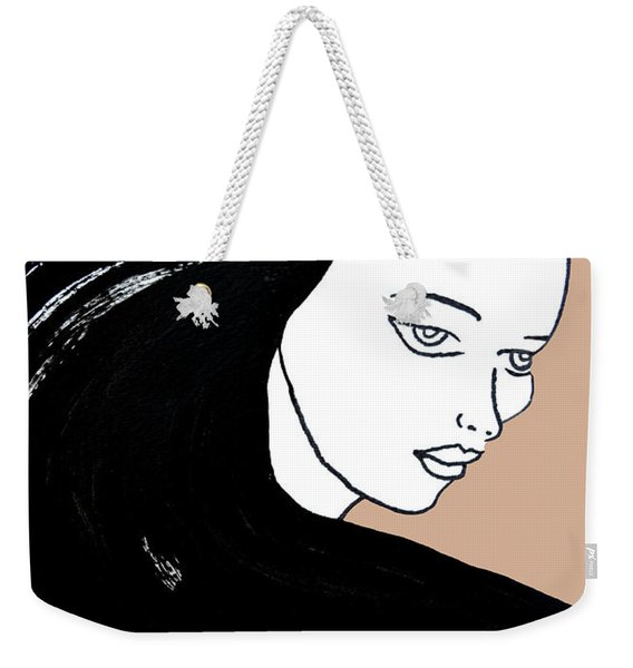 Majestic Lady J0715b Weekender Tote Bag